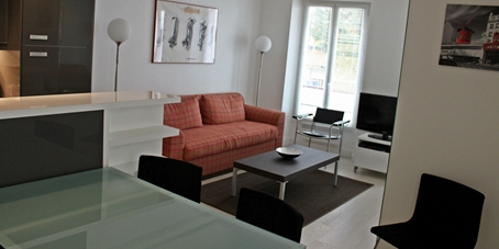 Location appartement meubl paris s jours d 39 affaires for Appartement meuble paris long sejour